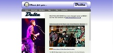 Delta Blues Band Website link